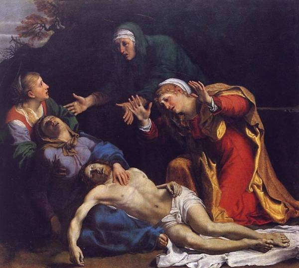 Lamentation of Christ WGA
